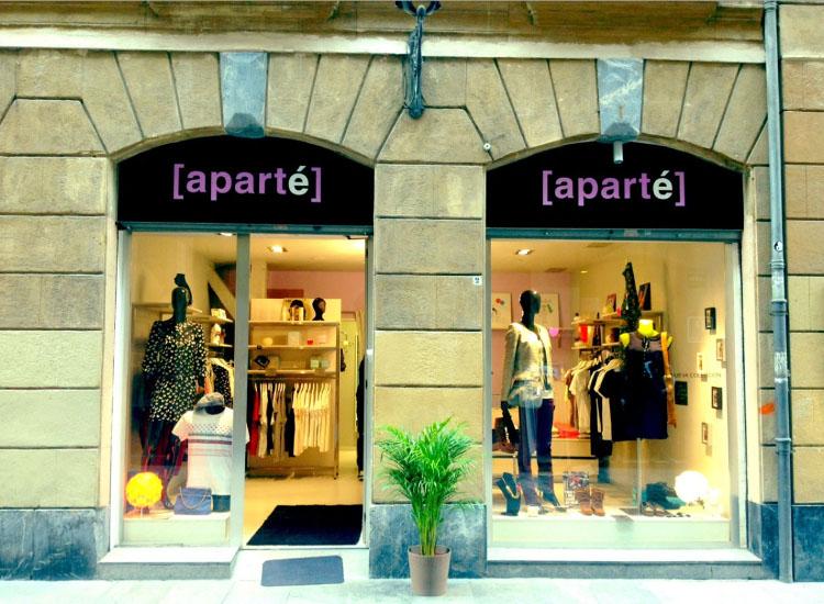 d9b6cc4b3 Ropa francesa Bilbao-  aparté  la tienda echa a tu medida