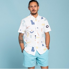 CAMISA EUCLIDE OLOW