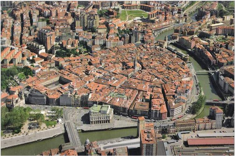 Bilbao Casco Viejo
